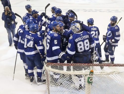 Lightning journal: Working on the power play