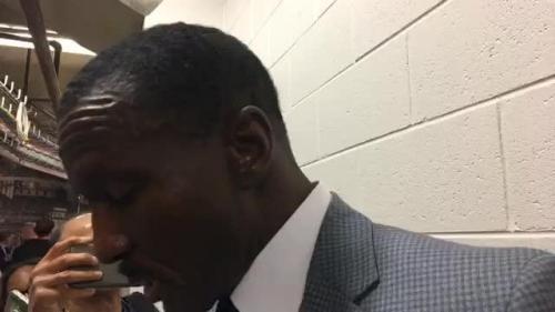 Dwane Casey puts a wrap on Detroit Pistons preseason