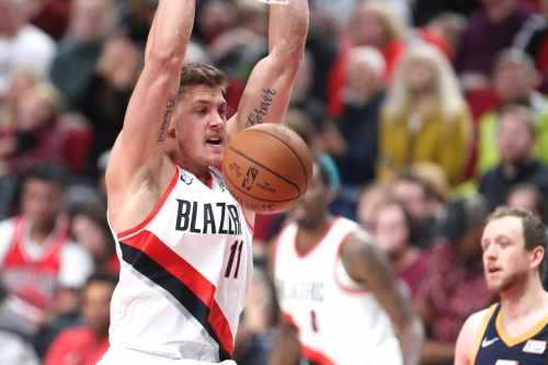 Portland's Preseason Trends Continue in Final Outing vs. Kings