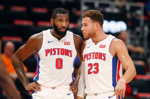 Meet the Detroit Pistons: What each player needs to prove in 2018-19