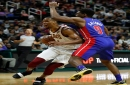 Detroit Pistons coach Dwane Casey unveils heavy dose of small ball