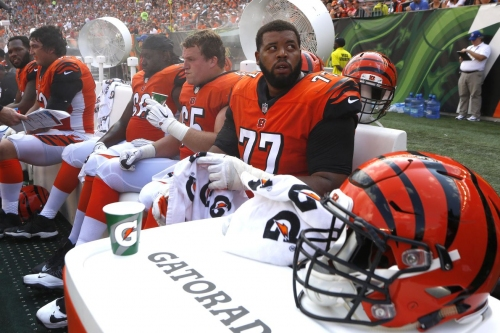 Cordy Glenn, Dre Kirkpatrick among Bengals to watch against the Steelers