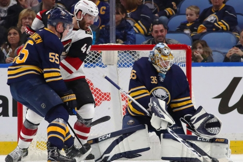 Complete Coverage: Sabres at Coyotes, Game 5