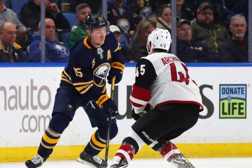 Preview: Sabres start west coast swing against Coyotes