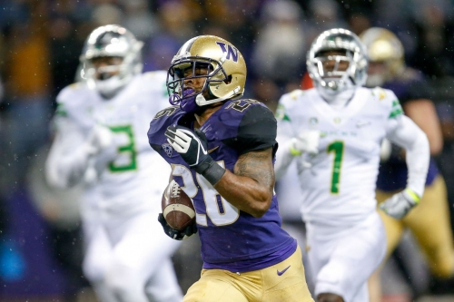 College Football Saturday: Washington and Oregon's Rivalry Takes Center Stage