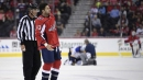 Capitals' Tom Wilson has appeal hearing scheduled for Thursday