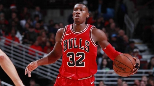 Kris Dunn looks to become a more vocal leader
