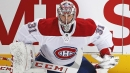 Carey Price out of Canadiens lineup with flu-like symptoms
