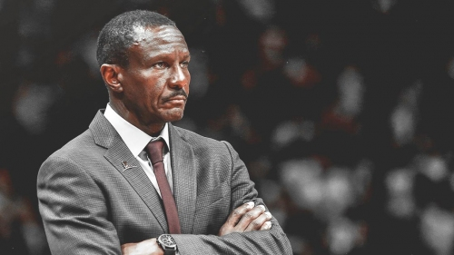 Dwane Casey doesn't want anyone crying for him