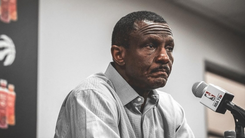Dwane Casey says time with Toronto is water under the bridge