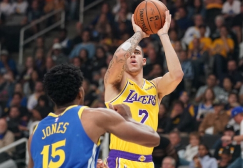 Lakers Player Of The Week: Lonzo Ball Returns, Has Encouraging Showing As Preseason Concludes