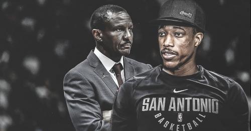 Raptors news: Pistons' coach Dwane Casey said he and Spurs' DeMar DeRozan shared a cry