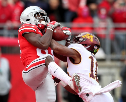 Every Ohio State problem arises again in win Buckeyes were lucky to get over Minnesota: Doug Lesmerises