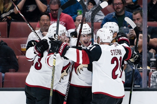 Game Day: After first win, Arizona Coyotes return home to face Buffalo Sabres