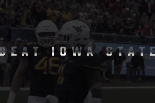 WATCH: Official West Virginia Hype Video vs Iowa State