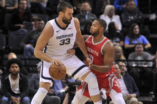 Report Card: Grizzlies fall to the Rockets in preseason finale