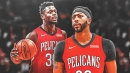 Pelicans PF Anthony Davis on why he likes playing with Julius Randle