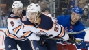 Oilers dig deep against Rangers for first win of season