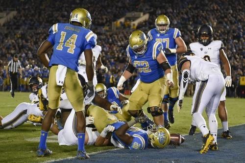 UCLA Bruins at UC Berkeley Golden Bears Game Thread