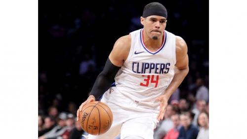 Clippers forward Tobias Harris hopes to take a star turn this season