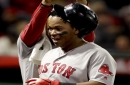 Rafael Devers not in Red Sox Game 1 ALCS lineup vs. Astros; Alex Cora explains decision to start Eduardo Nunez, Brock Holt