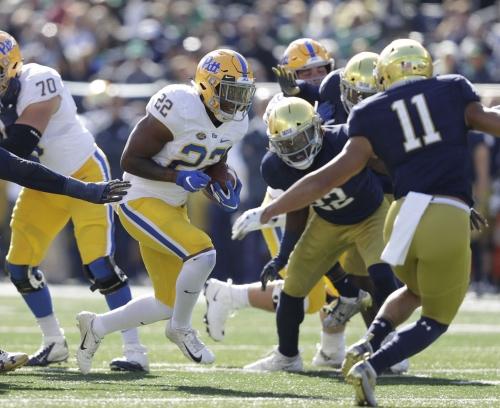 Book, Boykin bailout No. 5 Notre Dame in 19-14 win vs Pitt