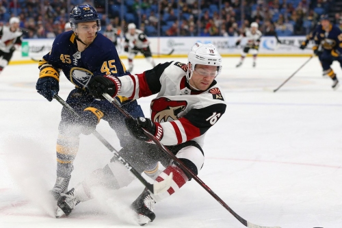 Game Thread: Sabres at Coyotes | Game 5