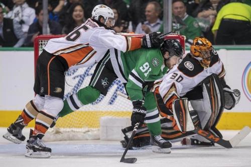 Ducks @ Stars GAMETHREAD: Keep Seguin Scoreless