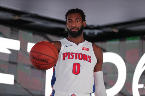Andre Drummond to shoot more 3s? He last made one in January 2017