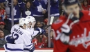 Maple Leafs wake up late to beat Capitals for perfect road trip