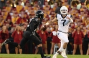 West Virginia soundly outplayed, loses first game in 2018
