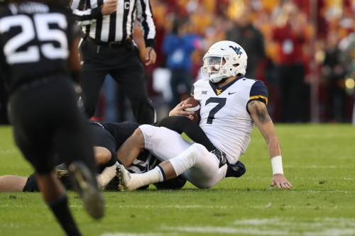 Instant Recap: West Virginia Gets Outclassed In Ames, Falls To Iowa State 30-14