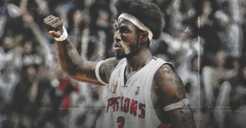 Pistons legend Ben Wallace on the worst part of retirement transition
