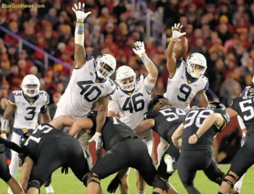 WVU's Donahue Already At Work To Mend Approach
