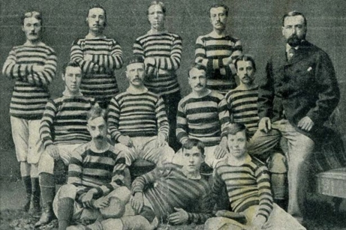 Stoke City's mysterious origin story as the club marks 150th anniversary of first recorded game