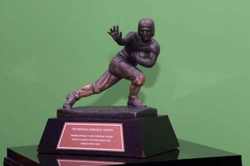 Will Grier's Heisman Chances Sacked In Ames