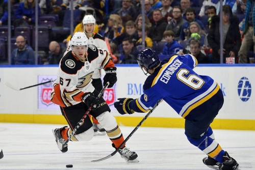 Ducks at Blues preview: Redo?