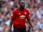 Manchester United forward Romelu Lukaku open to future Serie A switch
