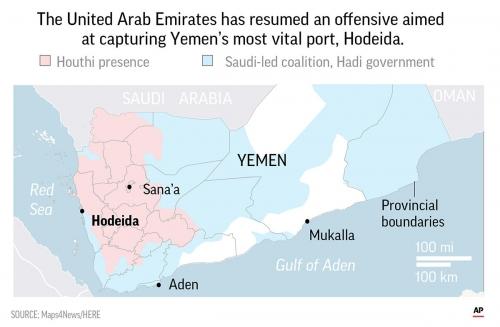 Aid groups decry 'routine' killing of Yemen's civilians