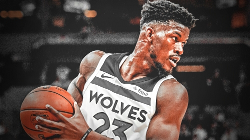 Jimmy Butler expected to play in Timberwolves' season opener vs. Spurs as trade talks with Heat stay dormant