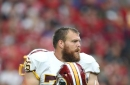 Redskins Injury Update: Brandon Scherff evaluated for a knee injury, returns to game