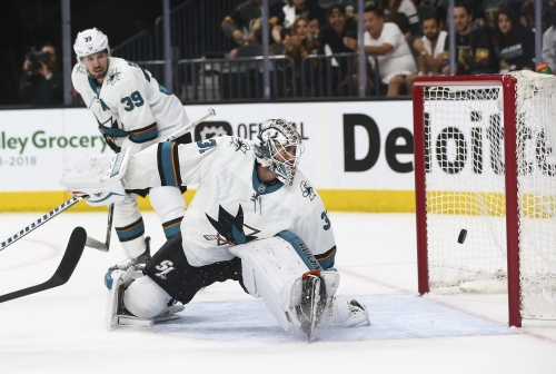 Sharks road trip ends on a sour note with loss to Devils