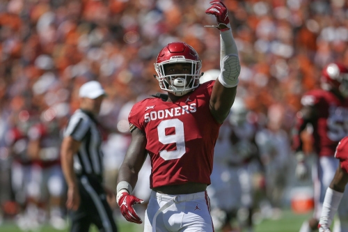 OU football: Sooners move up two spots in AP Poll