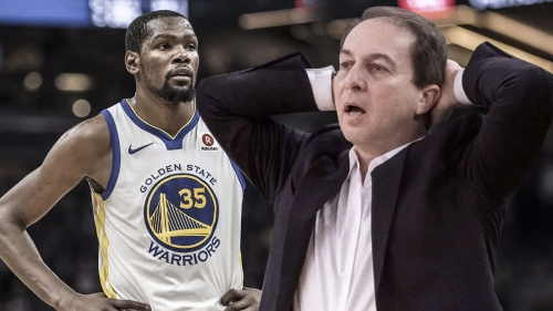 Warriors owner Joe Lacob doesn't understand the Kevin Durant hullabaloo