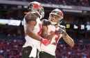 Mike Evans becomes Buccaneers all-time leading receiver in 34-29 loss to Atlanta
