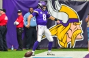 So what the heck was that Vikings celebration dance?