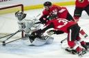 Jake Muzzin believes Kings weren't ready at Ottawa