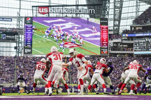 Three things we learned in the Arizona Cardinals 27-17 loss to the Minnesota Vikings