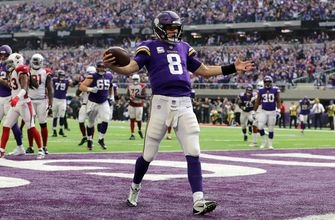 Kirk Cousins is trying to get the Vikings back on a roll after defeating the Arizona Cardinals