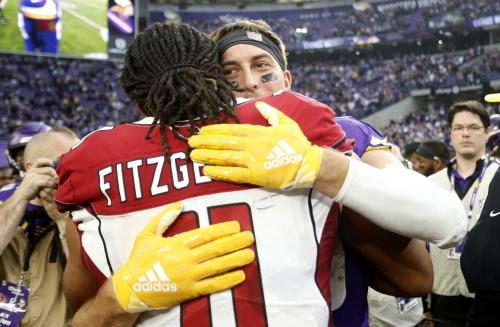 For Minnesota native Larry Fitzgerald, Cardinals' struggles 'frustrating'